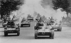 "Imperial Japanese Army Medium Tank & Light Tank  Type 97 ""Chi-ha"" & Type 95 ""Ha-go""  九七式中戦車 チハ   九五式軽戦車 ハ号"