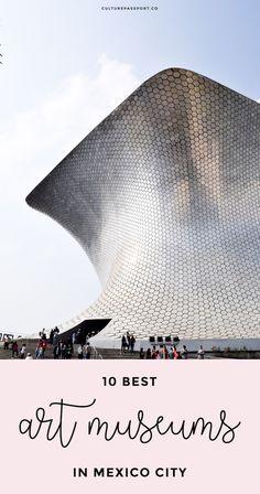 Best Art Museums Mexico City
