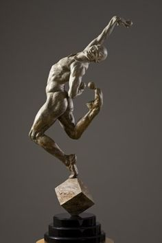 """Leap of Faith, Third Life"" by Richard MacDonald"