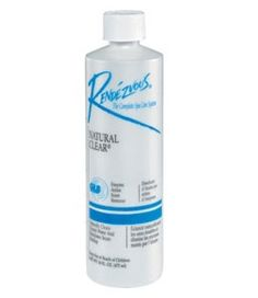 Rendezvous Natural Clear for Spas