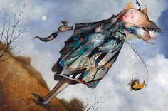 Esao Andrews - Cover artist for Circa Survive