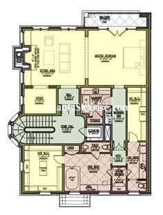 33 Best Townhome Floor Plans and Elevations images House