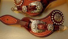 beautiful spur straps