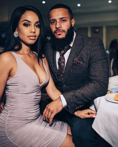Such a beautiful, humbled, genuine, and perfect couple! #BlackLove #Terrol&Nakita