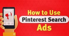 Search Ads, Call To Action, Advertising, Social Media, Marketing, How To Plan, Social Networks, Social Media Tips