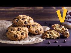 Chocolate chip cookies   The Vegan Corner
