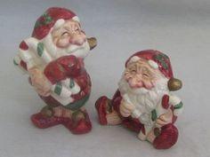 Fitz & Floyd Old World Elf Salt & Pepper Shakers | eBay