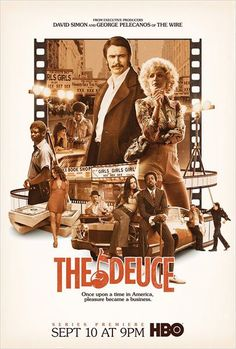 Trailers, featurette, images and posters for the third and final season of the HBO drama series THE DEUCE starring Maggie Gyllenhaal, James Franco and Emily Meade. Maggie Gyllenhaal, James Franco, Constance Marie, Film X, Film Serie, Colin Farrell, Times Square, Tv Shows, The Truman Show