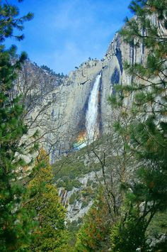 """Here's a shot of Yosemite Falls from 2011. Hope you enjoy"" Photo by: John Buckley"