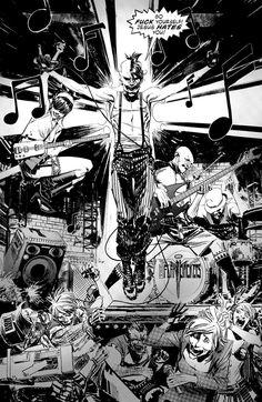 punk rock jesus hq - Pesquisa Google