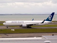 Air New Zealand 767 at Auckland Type: Boeing 767-319/ER Registration: ZK-NCI Location: Auckland International Airport Date: 17/11/2011
