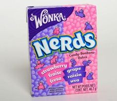 Nerds candy - 80s Candy