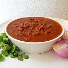 Punjabi Rajmah Curry