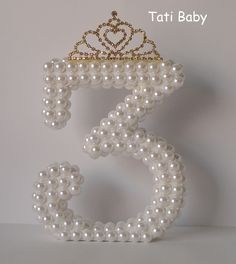 Three of Something Wood Letters, Letters And Numbers, Shabby Chic Letters, Diy And Crafts, Crafts For Kids, Baby Shower Table Decorations, Letter A Crafts, Blue Butterfly, Princesas Disney