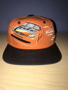 b0c23d7e737 Vintage Ricky Rudd Tide Nascar Racing Snapback Hat  fashion  clothing   shoes  accessories  mensaccessories  hats (ebay link)