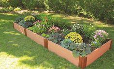 Rectangle Raised Garden