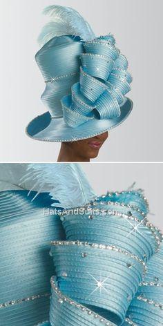 Donnavinci Couture HATS Style H11378
