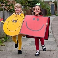 Book week costume idea - 2