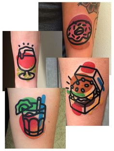 Les tatoueurs d'Instagram - Mambotattooer