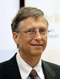 Das Vermögen und Einkommen von Bill Gates