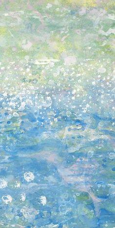Iris Grace Painting Secret Seahorse Giclee Print Art Illustrations, Illustration Art, Seahorse Painting, Cool Patterns, Iris, Giclee Print, Waves, Pearl, Layout