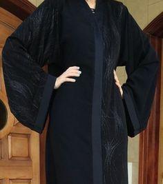Abaya Fashion, Muslim Fashion, Modern Abaya, Bohemian Summer Dresses, Abaya Designs, Abaya Style, Islamic Clothing, Mode Hijab, Hijabs