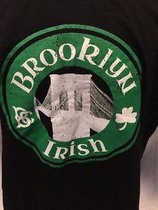 BROOKLYN CYCLONES Irish Night NY METS CONEY ISLAND New XL Brooklyn Bridge MiLB    eBay
