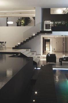 Modern House Ideas Interior 17 Best Modern House Design Interior Ideas Home Design Modern House Design, Modern Interior Design, Interior Architecture, Luxury Interior, Futuristic Interior, Contemporary Architecture, Modern Houses, Modern Interiors, Home Design