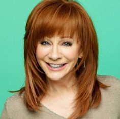 Reba McEntire Hairstyles with Bangs - The Best Reba McEntire . Line Bob Haircut, Fringe Haircut, Bob Haircut With Bangs, Short Hair With Bangs, Short Hair Cuts, Medium Hair Cuts, Medium Hair Styles, Short Hair Styles, Shag Hairstyles