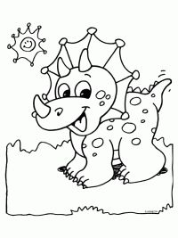 Childrens Coloring Pages Dinosaurs from Animal Coloring Pages category. Printable coloring sheets for kids that you can print out and color. Have a look at our collection and print the coloring sheets for free. Cute Coloring Pages, Animal Coloring Pages, Coloring Pages To Print, Free Printable Coloring Pages, Coloring Pages For Kids, Coloring Books, Adult Coloring, Free Coloring, Dinosaur Activities