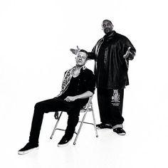 Macklemore and Sir-Mix-a-Lot