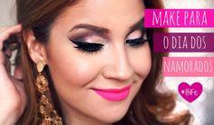 Maquiagem Leve Love para o dia dos namorados!
