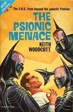 The Geeky Nerfherder: Sci-Fi, Fantasy & Horror Cover Art: Ed Emshwiller