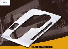 For Chevrolet Holden Captiva 2012 - 2015 Stainless Steel Transmission Shift Gear Panel Frame Decoration Cover Trim 1 PCS #Affiliate