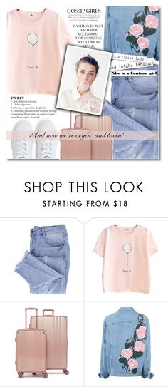 """""""And now we're cryin' and lovin'"""" by itaylorswift13 ❤ liked on Polyvore featuring Essie, CalPak and adidas"""