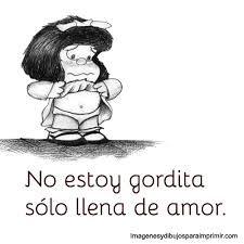 Resultado de imagen de mafalda frases en español