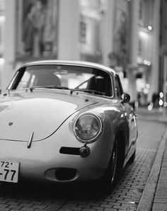 *Old timer by niko**  Porsche 356 C - Coupe (without bumpers)