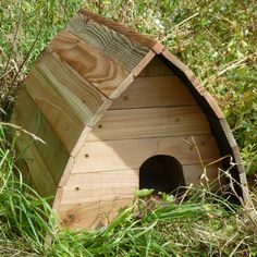 The Hedgepod HedgeHog pod by HenBeeGardens on Etsy