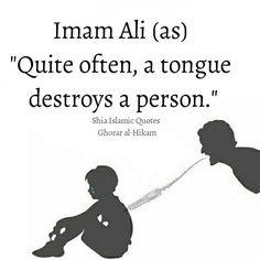 Imam Ali as - Quotes Islamic Quotes, Islamic Inspirational Quotes, Muslim Quotes, Religious Quotes, Imam Ali Quotes, Quran Quotes, Hadith, Intellectual Quotes, Hazrat Ali