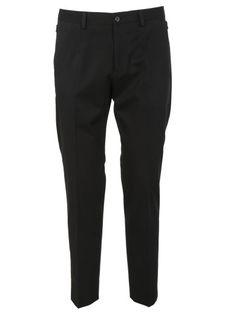 DOLCE & GABBANA Dolce & Gabbana Tailored Trousers. #dolcegabbana #cloth #trousers