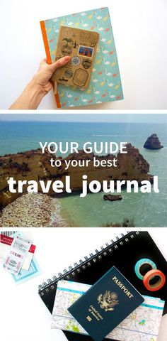 Your Best Travel Journal – Where to Buy, Journal Prompts & More Der ultimative Leitfaden für Ihr bestes Reisetagebuch – Travel Journal Prompts & Journal Inspiration, Travel Inspiration, Journal Ideas, Journal Challenge, New Travel, Travel Tips, Travelling Tips, Travel Videos, Travel Info