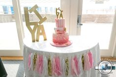 5 Ideas for a Bar & Bat Mitzvah Name Theme - Personalized Love Logo {Sweet Dreams Photo Video} - mazelmoments.com
