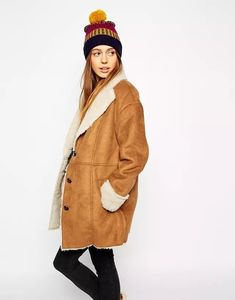shop for European Style Suede Leather Lang Lamb for Women coat and more for everyday cheap prices at Lalalilo.com - Your Online Womens Clothes Store