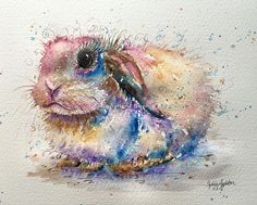 """Loppie Love"" by Sophie Appleton https://www.facebook.com/SophieAppletonWatercolourArtist/photos/a.553993934664875.1073741829.551499081581027/1094274220636841/?type=3&theater (03/11/16)"