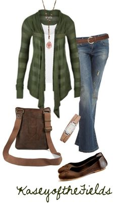 """Fallish"" by kaseyofthefields on Polyvore"