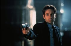 Fox Mulder - The X Files
