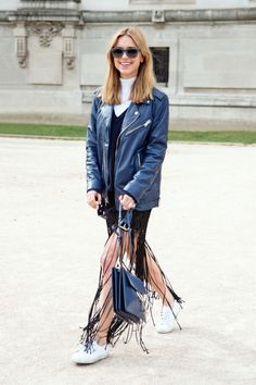 Pernille Teisbaek, Blogger at Look De Pernille - Photo: Getty Images