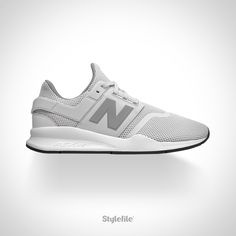 check out f7c06 c54ae New Balance MS247 Grey