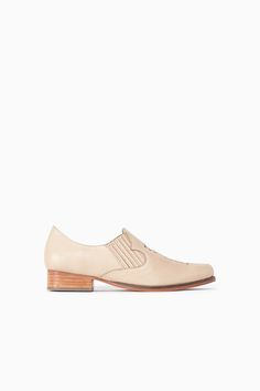 Rachel Comey Laredo Ankle Boot (Champagne)
