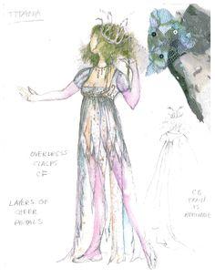 a midsummer's night dream costumes - Google Search